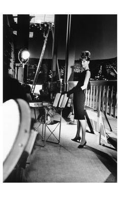 Audrey Hepburn - 1962 Photo Bob Willoughby