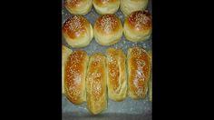 homemade hamburger buns , hotdog buns , breackfast buns, chifle Homemade Hamburger Buns, Homemade Hamburgers, Hot Dog Buns, Hot Dogs, Bread, Cooking, Food, Homemade Burger Buns, Homemade Burgers