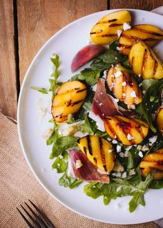 rocket+peach+salad1
