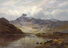Victorian British Painting: Alfred De Bréanski, Sr