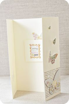 Dry Embossing Negative Chipboard Shapes -  Keisha Campbell
