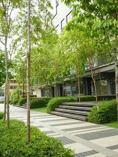Project: D7 Sentul East | SEKSAN DESIGN - Landscape Architecture and Planning