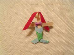 Ariel hair clip
