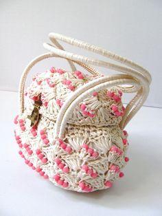 Wow! vintage 1960s Confections Handbag