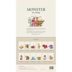 Monster des Alltags Onlineshop | Monster des Alltags: Kalender 2013