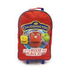 Chuggington wheeled bag