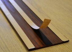 stikwood | stick-on wood wall panels