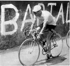 Gino Bartali at the Giro 1947