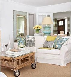 i feel like i may have already pinned this. but maybe i just saw it in a decorating magazine...LOVE