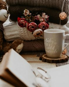 """It's time for hot tea and some """"me time"""" before getting this day started. Haven't read anything in a while, except for my photography… Hygge, No Time For Me, Content, In This Moment, Tea, Lifestyle, Creative, Photography, Instagram"""
