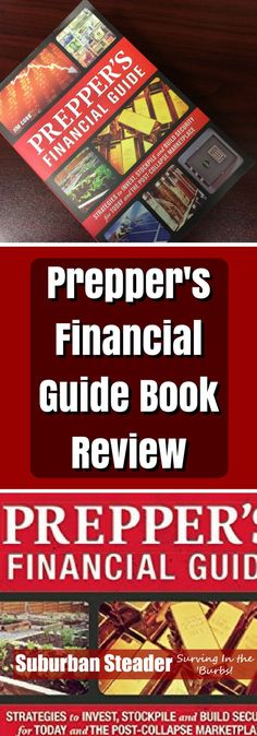 "Jim Cobb has written a book titled ""Prepper's Financial Guide."" Come find out if we think you should add it to your prepping library..."