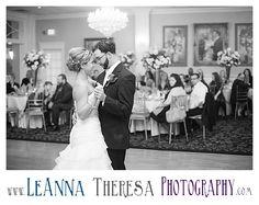 First Dance | LeAnna Theresa Photography | http://www.leannatheresaphotography.com/terri-david-are-married-long-beach-island-wedding-photographer/