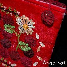 Gypsy Quilt: The Yo-yos Emma!
