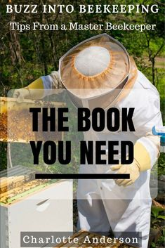 Becoming a beekeeper is it for you ? This beginning beekeeper book is full of information to help you get off to a great start in beekeeping.  Carolina Honeybees #beekeepinggrants