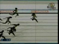2008 Olympics Beijing 100m Finals for Women
