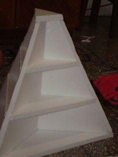 Como hacer maqueta de la piramide alimenticia - Imagui