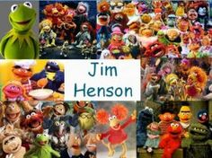 Leuke en informatieve powerpoint over Jim Henson voor 5, deze en nog vele andere kun je downloaden op de website van Juf Milou.