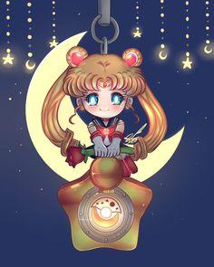 twinkley dolly sailor moon by Invader-celes.deviantart.com on @DeviantArt