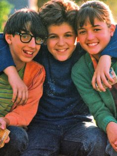 The wonder years I watched every season on Netflix obsessed!  Wish tv shows we're more like this