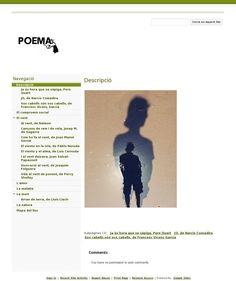 Poemes en català classificats per temes per treballar a classe. Via Anna Tur. 'https://sites.google.com/a/xtec.cat/poesia3r/home' courtesy of @Pinstamatic (http://pinstamatic.com)