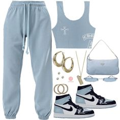 Cute Lazy Outfits, Swag Outfits For Girls, Fresh Outfits, Cute Swag Outfits, Teenager Outfits, Teen Fashion Outfits, Retro Outfits, Simple Outfits, Look Fashion
