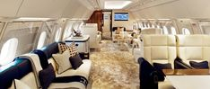 Private Jet Elite - A-318 by Airbus