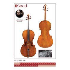 Strad-Kalender 2016, 34,95 €