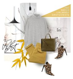 """Urban Abstract"" by pattykake ❤ liked on Polyvore featuring Altuzarra, Diane Von Furstenberg, Sessùn, Derek Lam and Gubi"