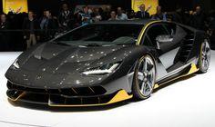 Lamborghini Centenario : la plus puissante de l'histoire #lamborghini #voiture #automobile