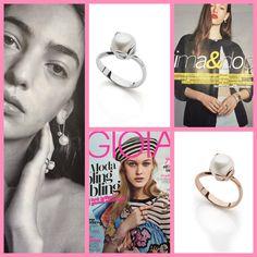 Gioia Magazine di Marzo! Speciale Gioielli. #Roma1947 #jewels #Fashion #Gioia