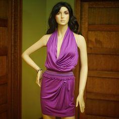"Catherine Malandrino Dress - Size Small NWT Catherine Malandrino dress, size small.  Material is a matte jersey rayon/spandex blend. 36"" length/13"" waist. No trades or pp. Thanks and happy Poshing!! Catherine Malandrino Dresses Mini"