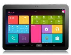 """Versión 10.1 """"capacitiva Retina Display Android 4.2.2 Quad Core RK3188 1.8GHz Tablet PC phablet con 3G incorporado, GPS, Bluetooth y cámara de enfoque automático (32GB) (Negro) — OM STORES"""