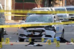 awesome Hombre hiere dos oficiales durante enfrentamiento a tiros en Brooklyn