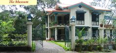 Abe's Farm » The Museum Filipino House, Philippine Houses, Bamboo House, Church Building, Philippines, Museum, Traditional, Mansions, Architecture