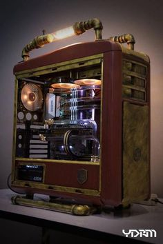 The Gamer Xtreme gaming PC is a fine example of the hard-won standing of CyberPowerPC in the gaming community. Gaming Computer Setup, Gaming Pc Build, Computer Build, Gaming Pcs, Pc Cases, Mac Book, Case Mods, Custom Computer Case, Custom Computers