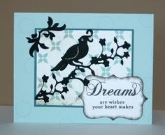 cricut storybook cards -     (I could use the Serenada cartridge for something like this)