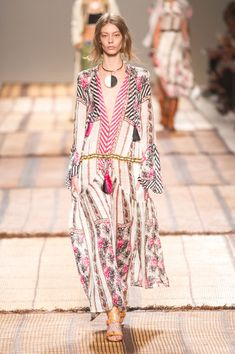 Etro, Spring 2017 - Every Must-See Dress from Milan's Spring '17 Runway Collections - Photos
