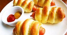 ⁂材料③HMで簡単ウインナーパン⁂ by ぢんぴよ [クックパッド] 簡単おいしいみんなのレシピが237万品