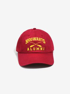 0a3dc7eb794 Harry Potter Alumni Dad Hat
