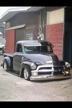 1954 Chevy 3100 Pick up 54 Chevy Truck, 1955 Chevy, Classic Chevy Trucks, 1957 Chevrolet, Classic Cars, Chevy Classic, Truck Camper, Pickup Camper, Tow Truck