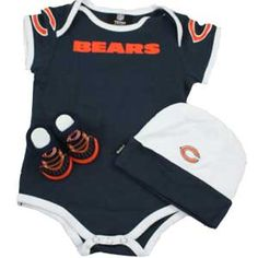 Chicago Bears Baby Fan! This Bears baby ...