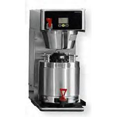 Newco GXFP-TVT Automatic Coffee/Tea Brewer - Low Profile