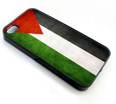 Palestine Flag- iPhone 4 Case, iPhone 4s Case,