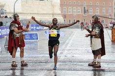 RunnersWeb  Athletics: Record Number of Finishers at the 20th Acea Maratona Di Roma - 14,608