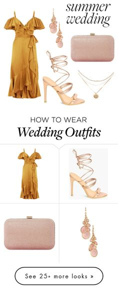 """""""Guest"""" by roebeck on Polyvore featuring Temperley London, Avon and Dune"""