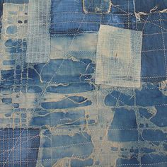 The denim team have been totally inspired by the far east of Asia this month for our most recent Idiomatic collection pack for spring/summer 13. We especially love traditional Japanese 'boro' repaired textiles like this beautiful vintage example from Kapital, a technique that we've been spotting on the spring/summer 12 catwalks too!