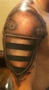 Image detail for -the idea for this tattoo came from xavi garcia who has his body armor ...