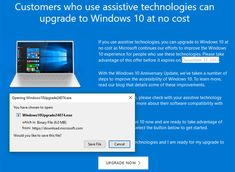 Windows 10 free assistive technologies upgrades live on - Software - News - HEXUS.net