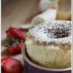 Banana Split Popovers {And a Giveaway!}