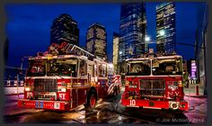 ✿FDNY Engine 10 and FDNY Ladder 10✿